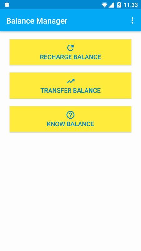 balance menagere