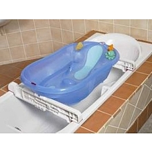 barre pour baignoire bébé