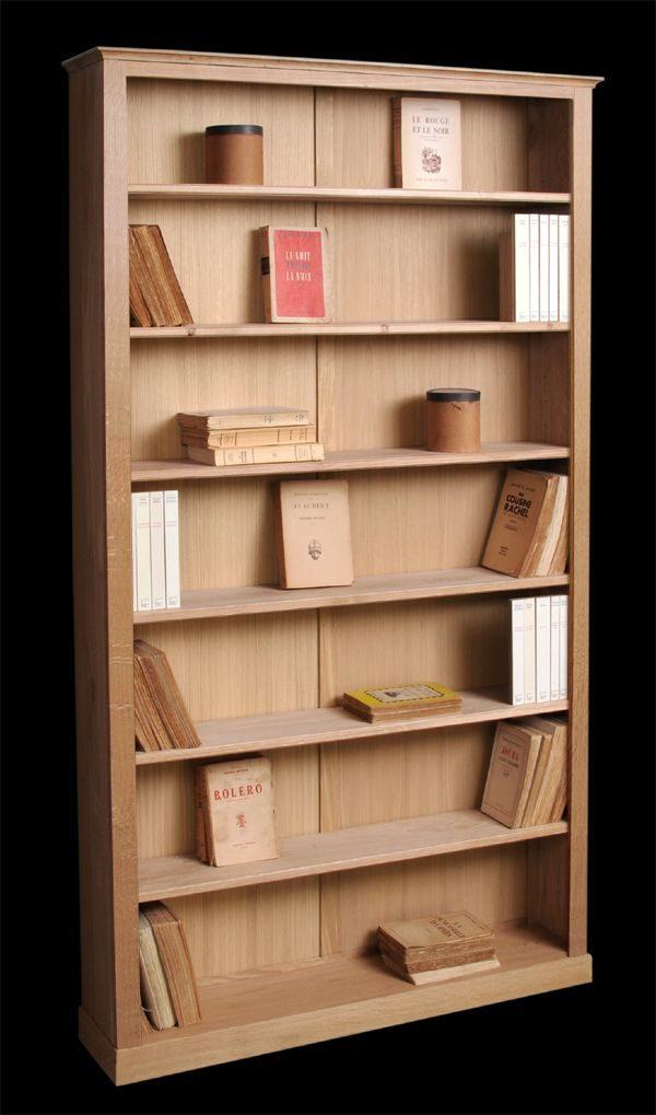bibliothèque profondeur 20 cm