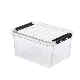 boite plastique rangement