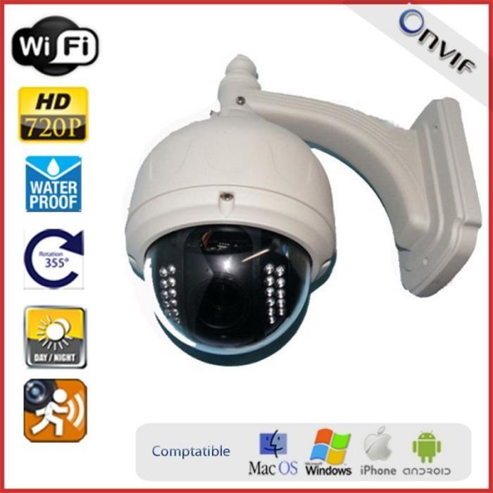 camera wifi exterieur