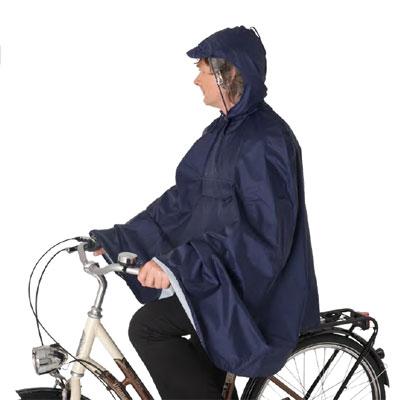 cape pluie vélo