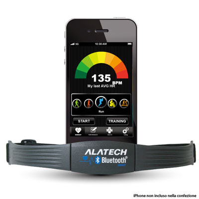 cardiofrequenzimetro bluetooth