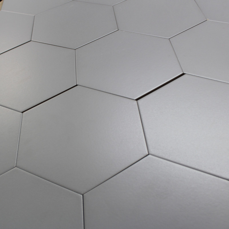 carrelage hexagonal