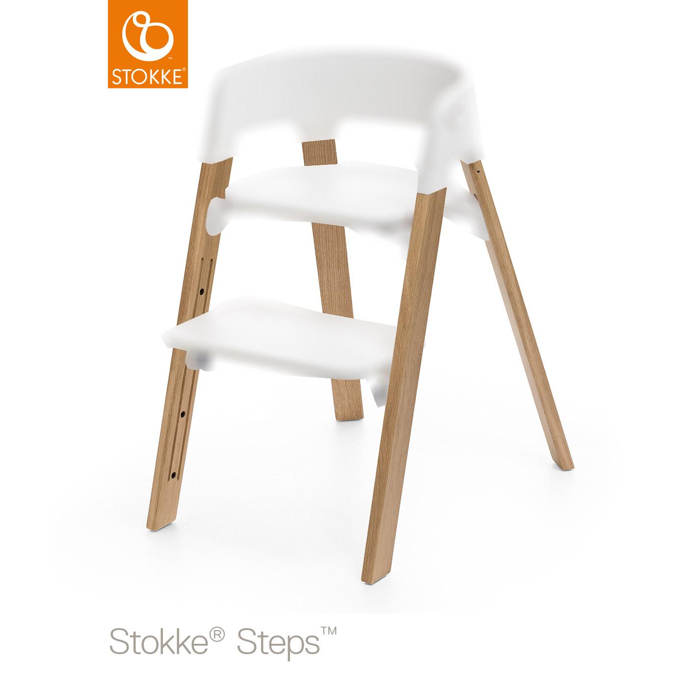 chaise haute stokke steps