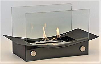 cheminée de table