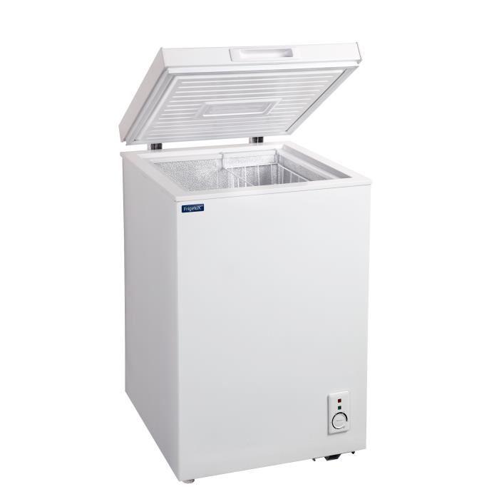 congelateur coffre 100l