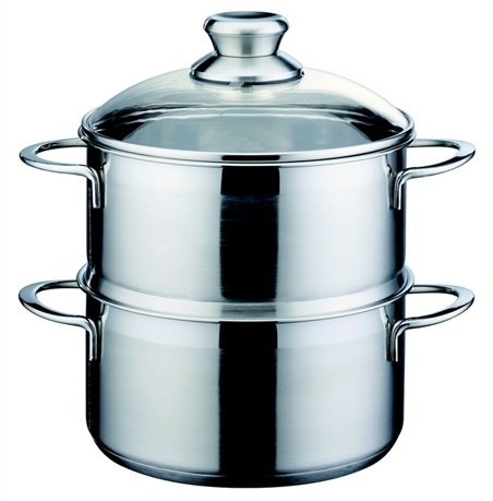 cuit vapeur inox