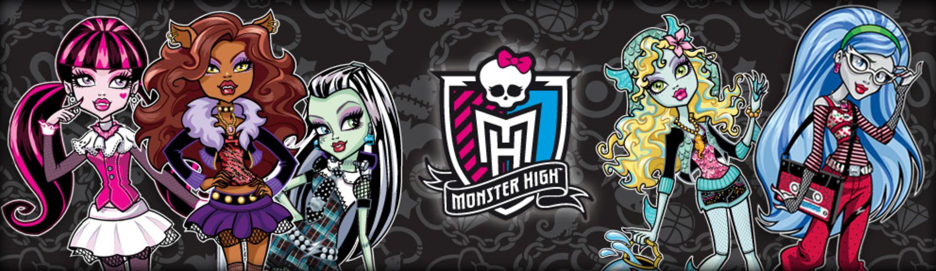 dessin animé monster high