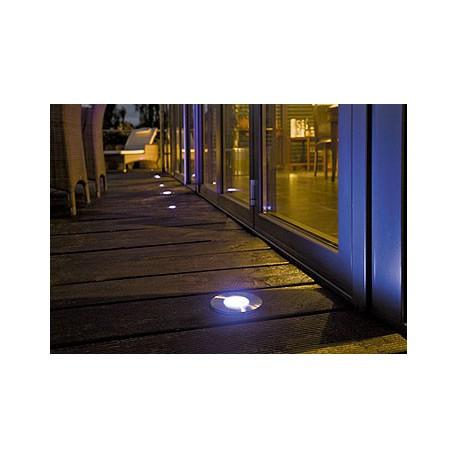 eclairage au sol