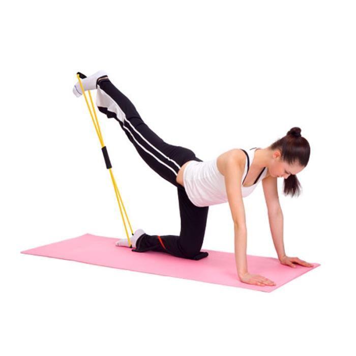 elastique musculation
