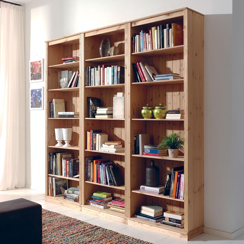 étagère bibliothèque