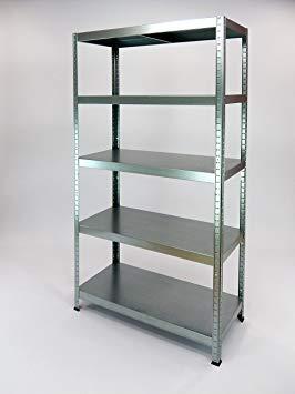 étagère métallique