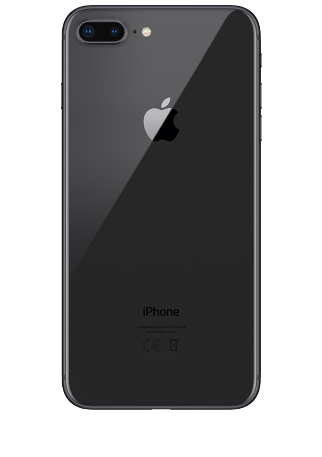 iphone 8 plus noir