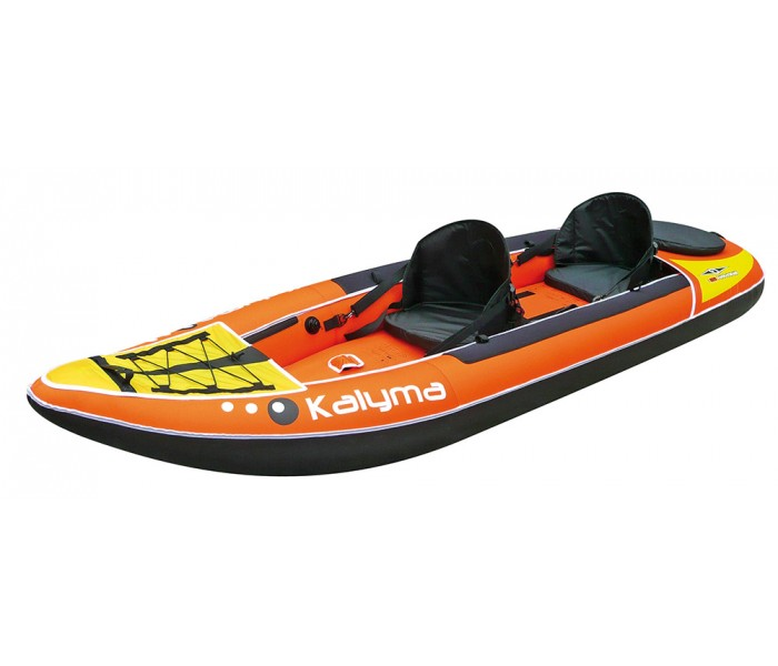 kayak gonflable 2 places