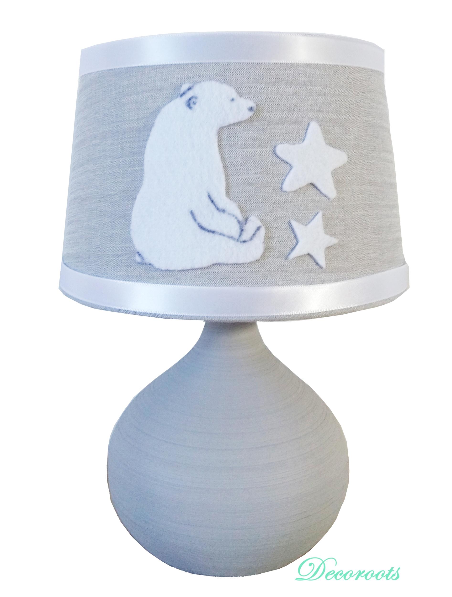 lampe chevet bébé