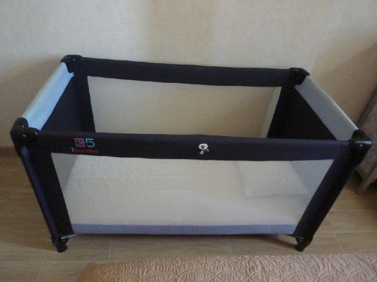 lit enfant pliable
