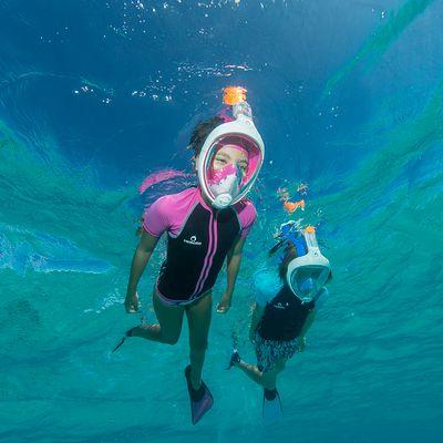 masque snorkeling