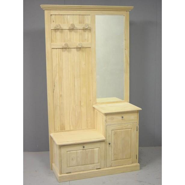 meuble d entrée vestiaire