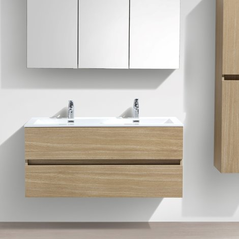 meuble double vasque salle de bain