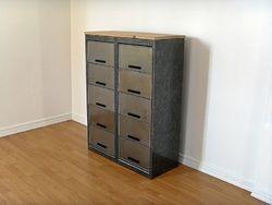meuble rangement papier administratif