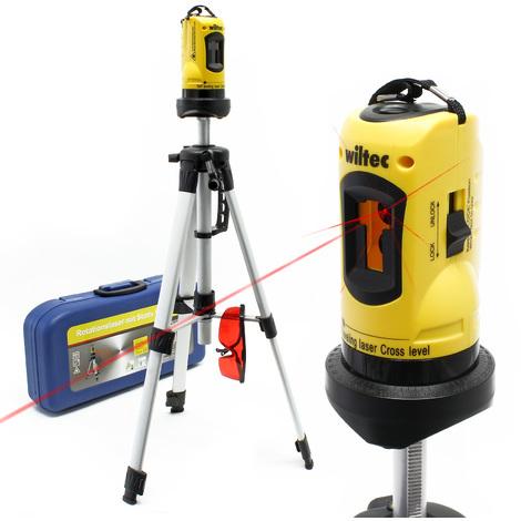 niveau laser rotatif