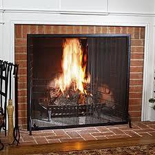 pare feu cheminee grand modele