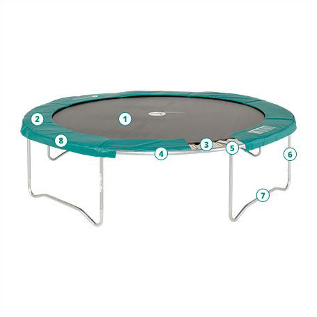 pièces détachées trampoline