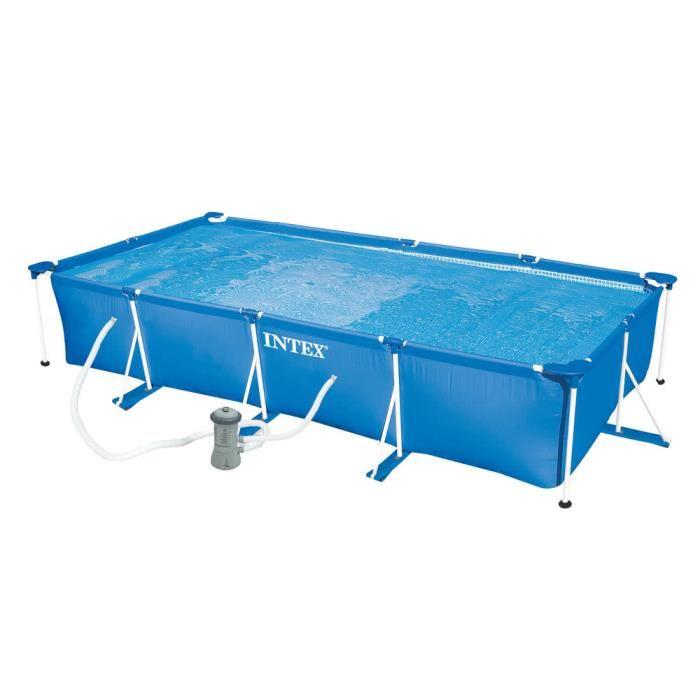 piscine rectangulaire