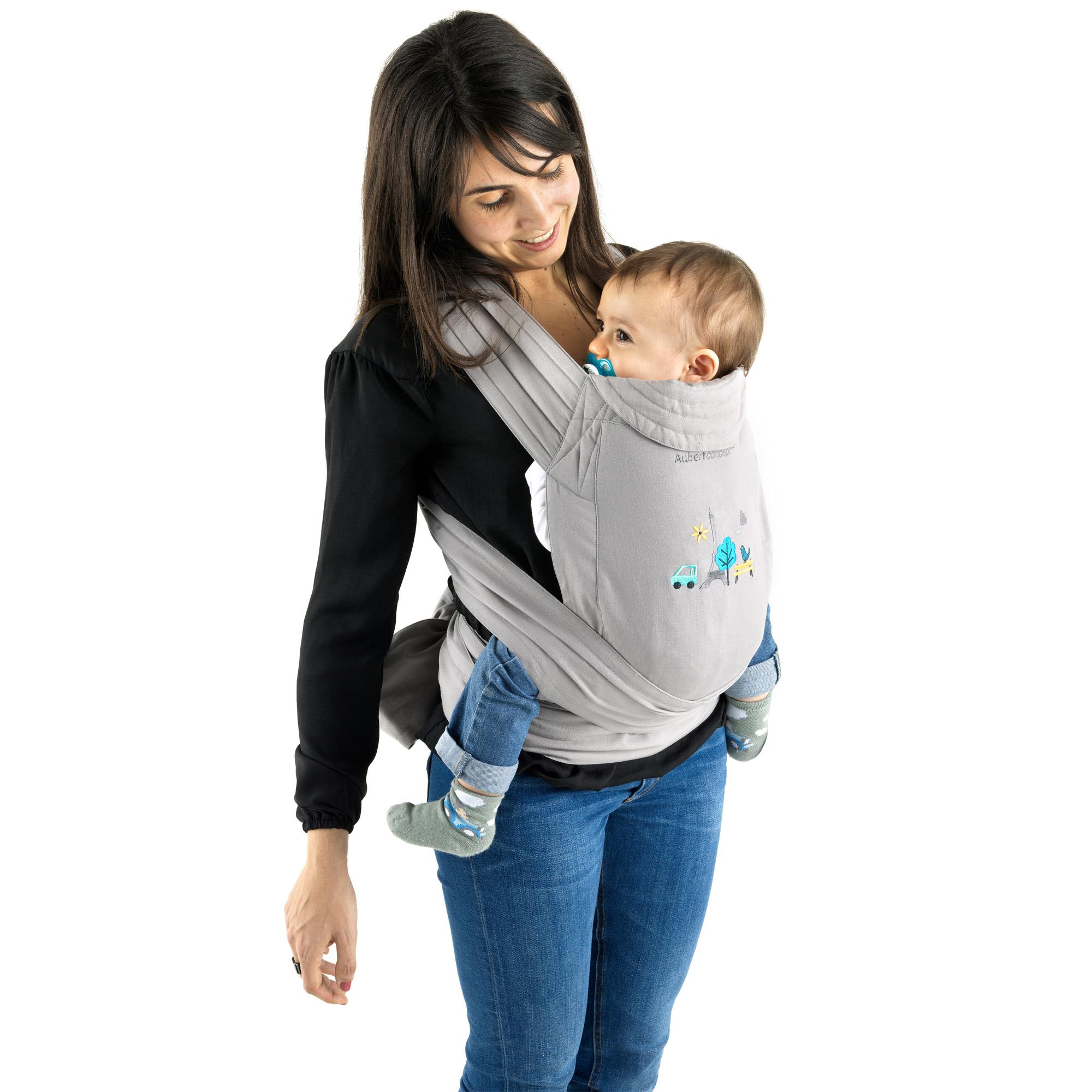 porte bébé souple