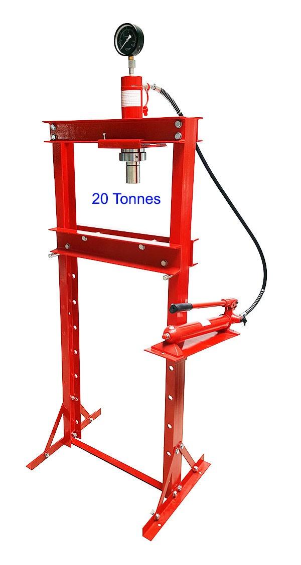presse hydraulique 20t
