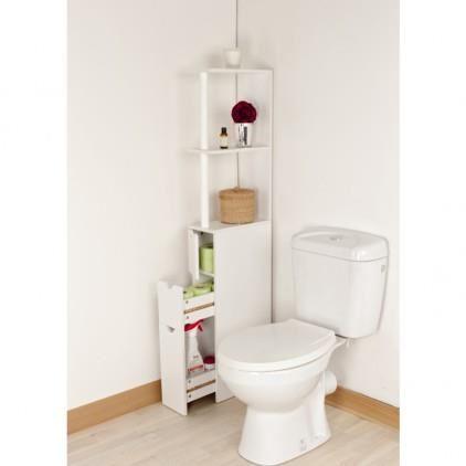 rangement toilette