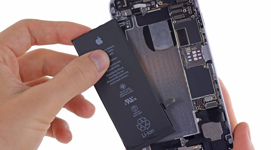 remplacement batterie iphone 6