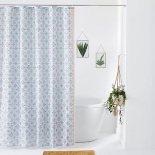 rideau salle de bain