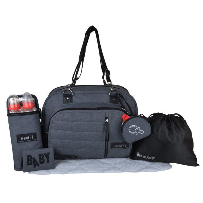 sac à langer baby on board