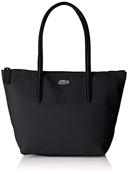 sac lacoste noir
