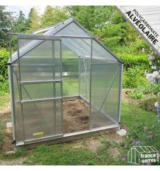 serre de jardin polycarbonate