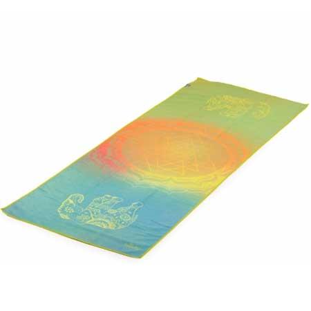 serviette yoga