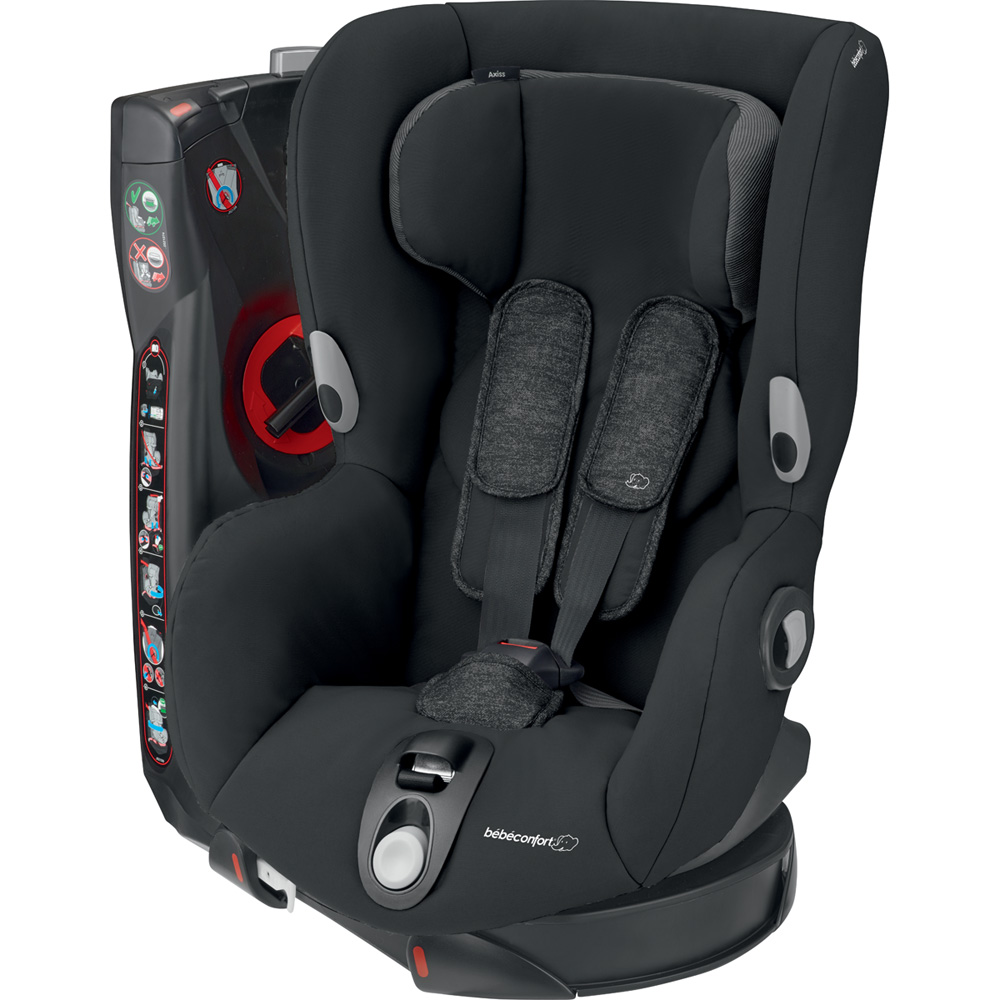 siege auto confortable