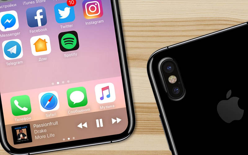 sortie iphone 8