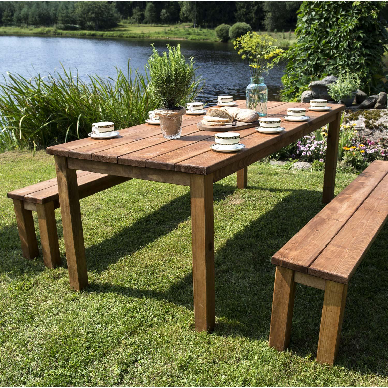 ▷ Avis Table de jardin bois ▷ Test et Comparatif【 Choisir le ...