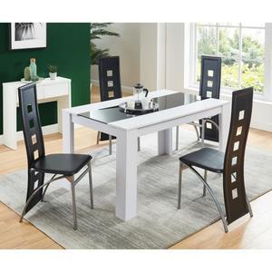 table et chaise de salle a manger