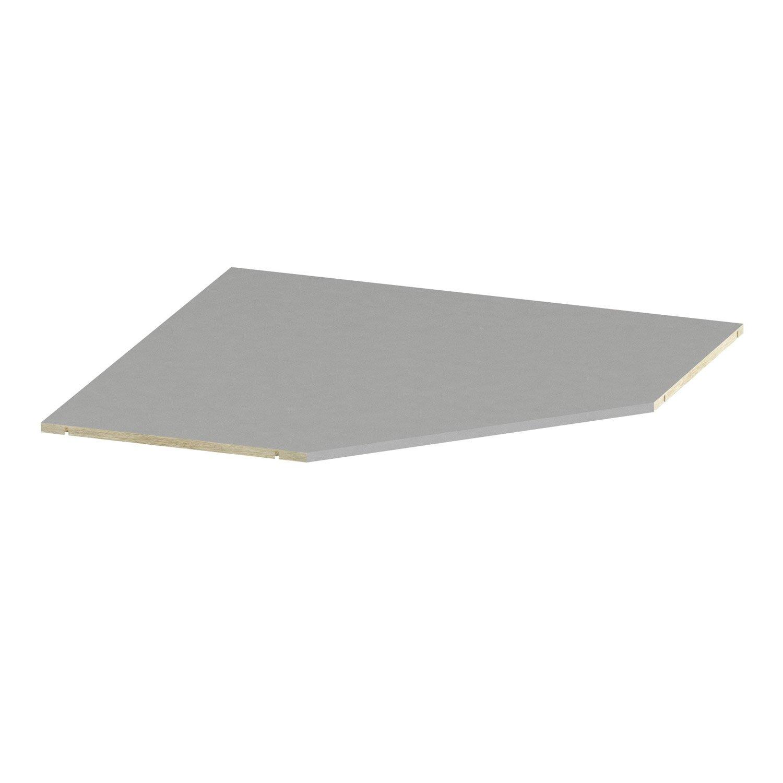 tablette d angle