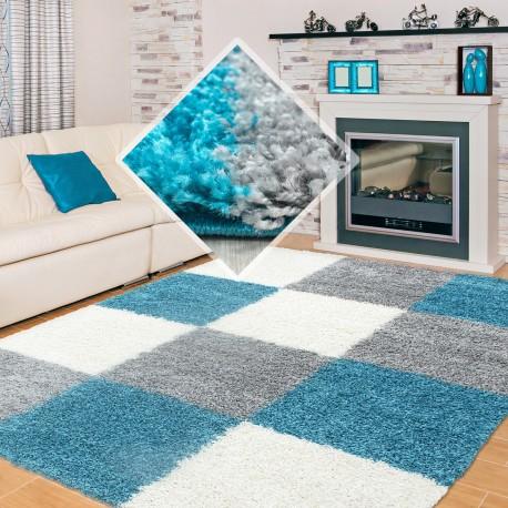 tapis turquoise
