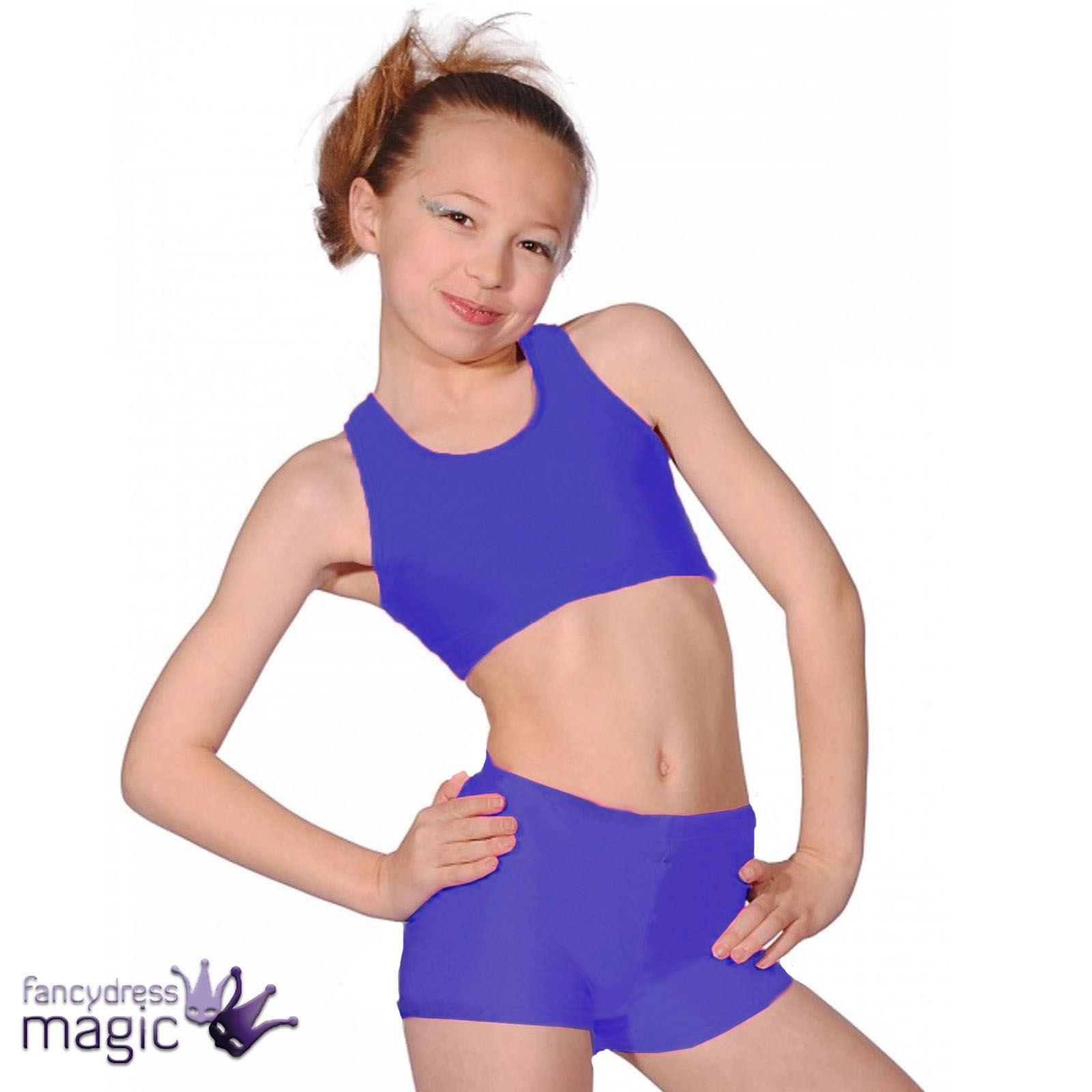 tenue de gym fille