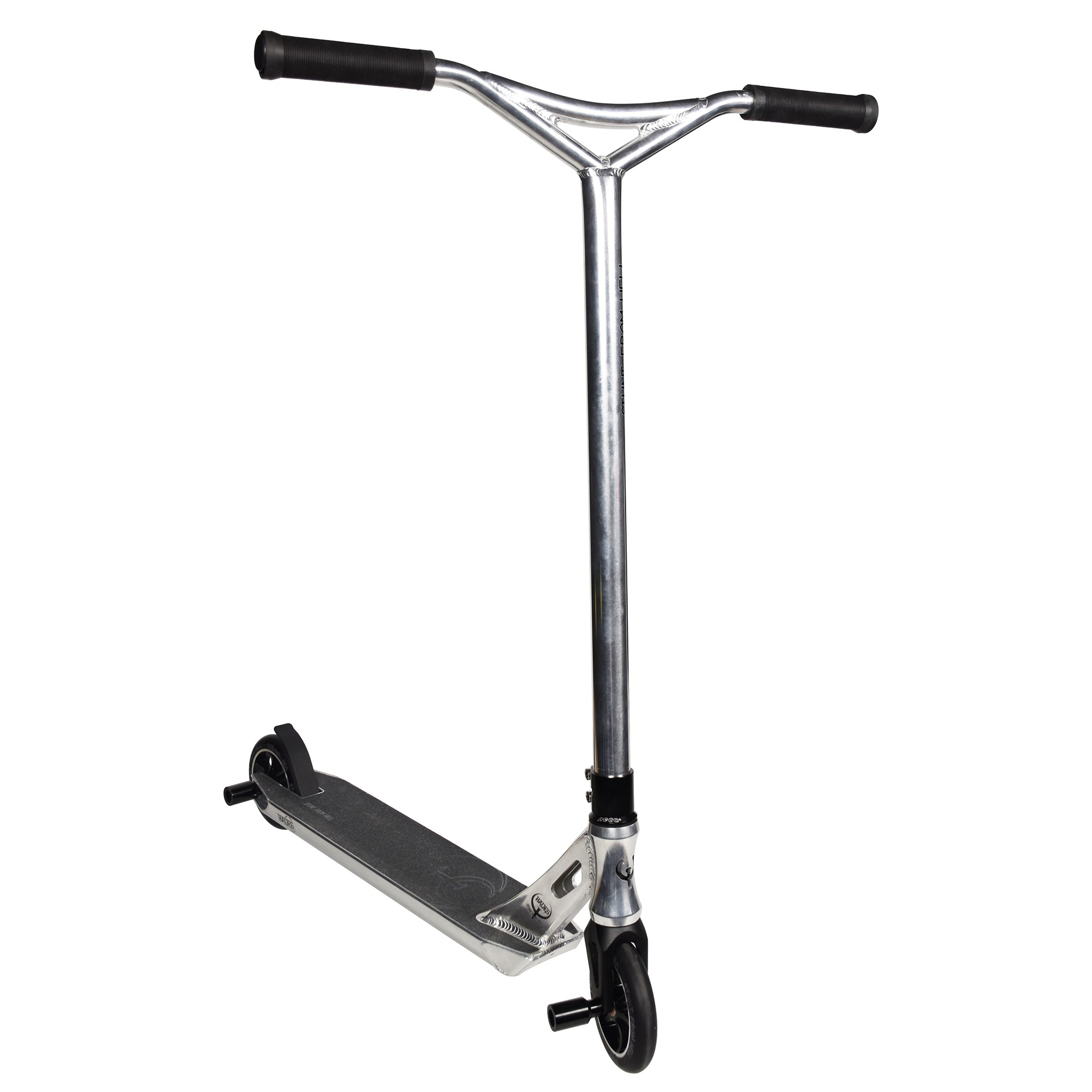 trottinette freestyle adulte