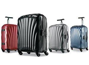 valise samsonite curv