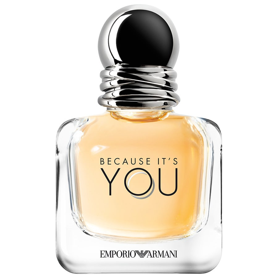 because it's you parfum