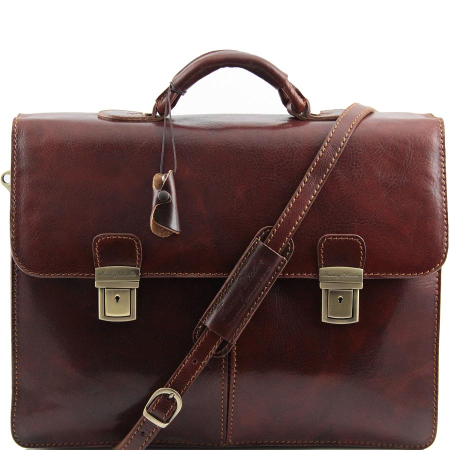 cartable homme cuir luxe