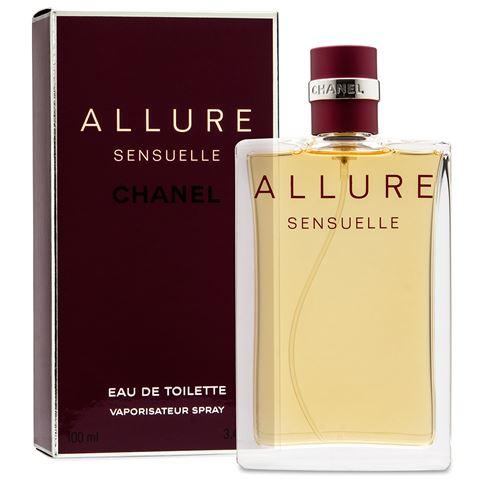 chanel allure sensuelle eau de parfum